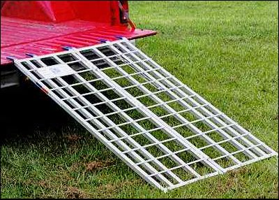 Oxlite Aluminum Loading Ramps For Atv S Lawn Mowers
